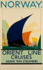 NORWAY  ORIENT LINE CRUISES