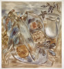 STILL LIFE, FISH AND SHELLS