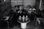 KIDS' DEN IN GARAGE, MOZART STREET,  GRANBY, LIVERPOOL 8