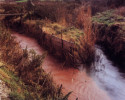 ROSEWORTHY STREAM AND THE RED RIVER MEET, PONSBRITTAL