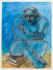 SEATED FIGURE 4