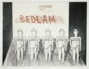 'BEDLAM' FROM A RAKE'S PROGRESS (PORTFOLIO OF SIXTEEN PRINTS) 1961-63