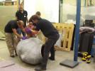 Visual Arts technician leading a British Museum training course