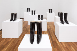 David Shrigley: Lose Your Mind. Boots