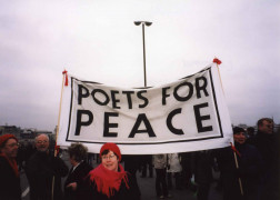 Ed Hall, Poets For Peace, 2004