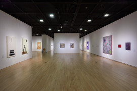 The Painting Show, installation view, 2017, Aram Art Gallery, Goyang Cultural Foundation, Korea