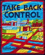 Ed Hall, Take Back Control, 2017