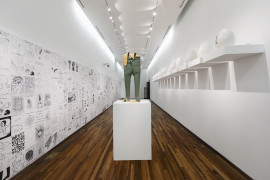 David Shrigley: Lose Your Mind. Installation view