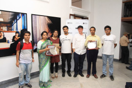 Writing competition winners