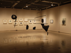 Work by Martin Boyce, Itami City Museum of Art, Installation View 2014