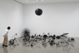 Untitled (413 sculptures), 2007 in ATM