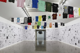 Shrigley T shirt at ATM