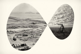 Naiza Khan, Building Terrain,  2012 Digital C-type print, 60 x 100 cm