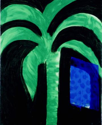 Palm and Window