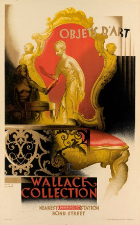 OBJETS D'ART.  WALLACE COLLECTION