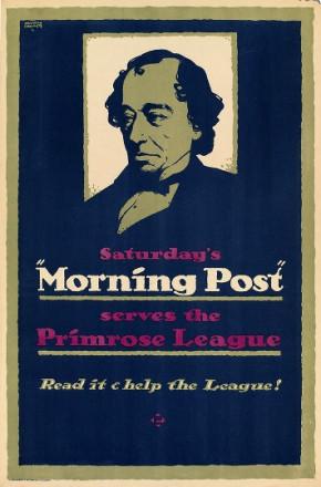 SATURDAY'S 'MORNING POST' SERVES THE PRIMROSE LEAGUE
