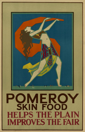 POMEROY SKIN FOOD