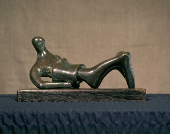 Reclining Figure: Blanket