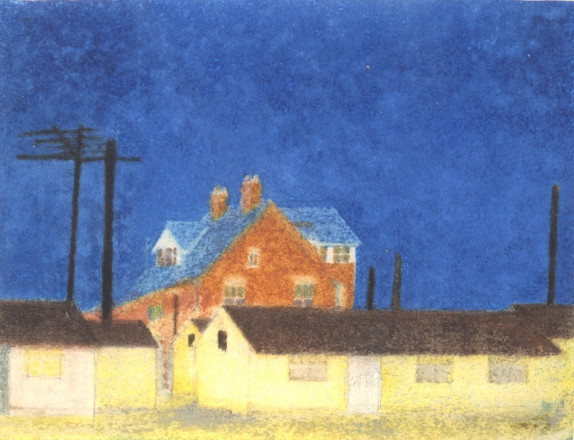 HOUSE AT BACTON