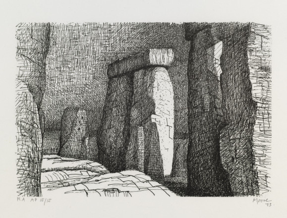 Stonehenge A