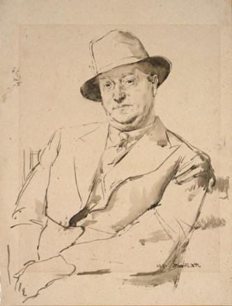PORTRAIT OF SIDNEY MACKENZIE LITTEN