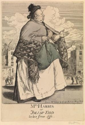 MRS HARRIS OF JOLLOP YARD