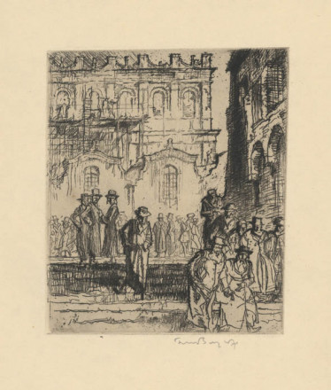 THE SYNAGOGUE, BELZ