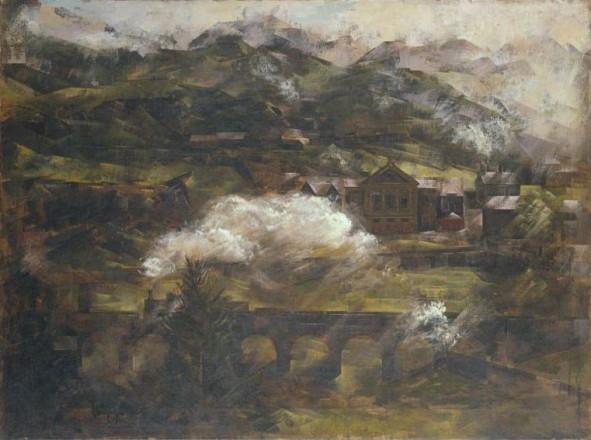 BETHANIA - WELSH LANDSCAPE