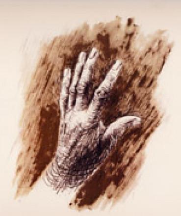 THE ARTIST'S HAND III