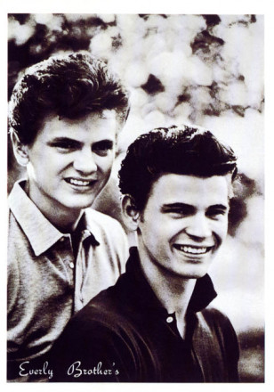 E FOR EVERLY BROTHERS