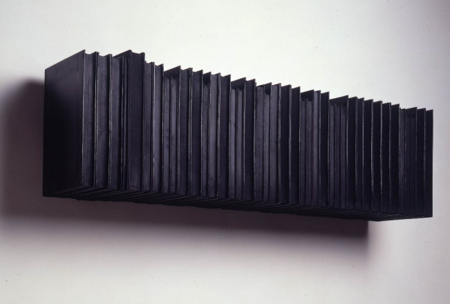 UNTITLED (BLACK BOOKS)