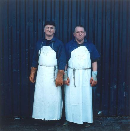 FISH PACKERS (PAT & TEL), CORNWALL, ENGLAND
