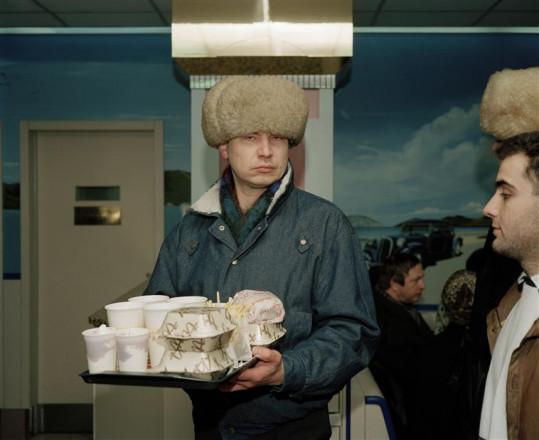 MCDONALDS, MOSCOW