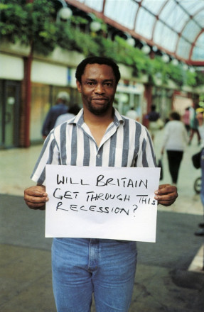 WILL BRITAIN GET THROUGH THIS RECESSION