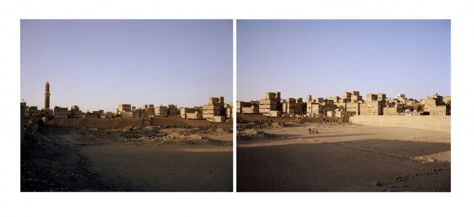 The old city of Sana'a