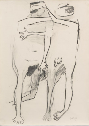 TWO FIGURES IV