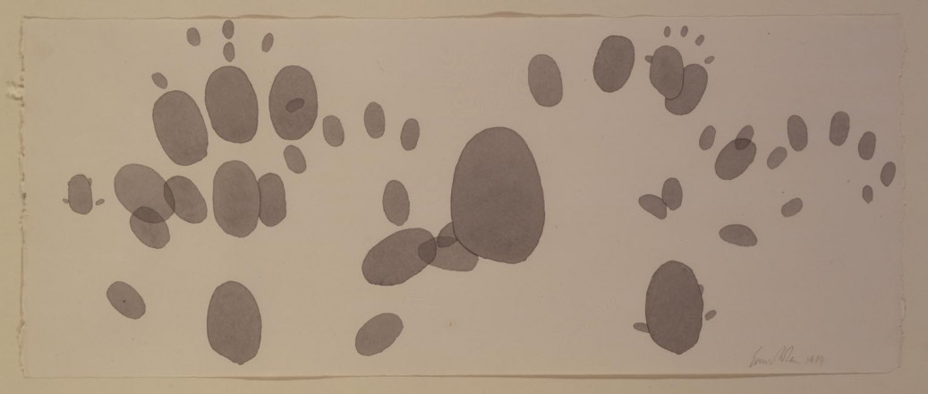 UNTITLED (STUDY FOR PAINTING)
