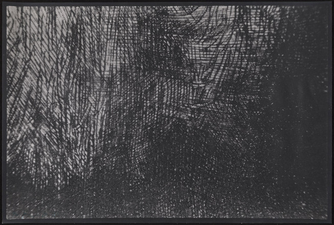 ONE SQUARE INCH OF A REMBRANDT ETCHING 2