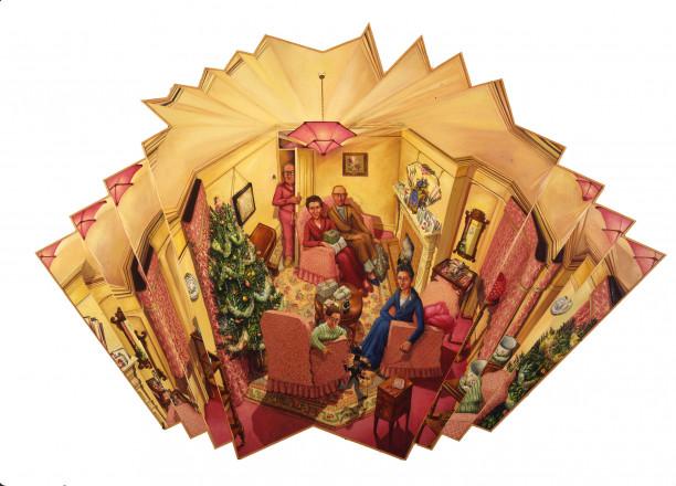 CHRISTMAS MIRROR 1947