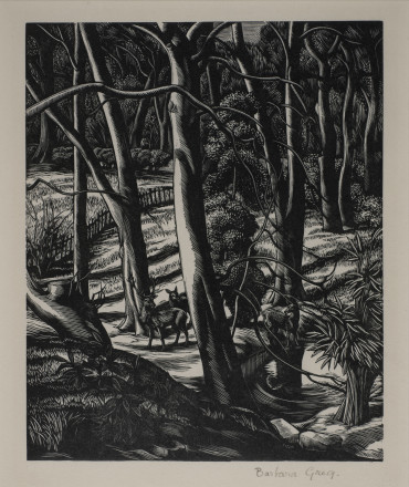 Greg Barbara-P2337 The Edge of the Wood 1938