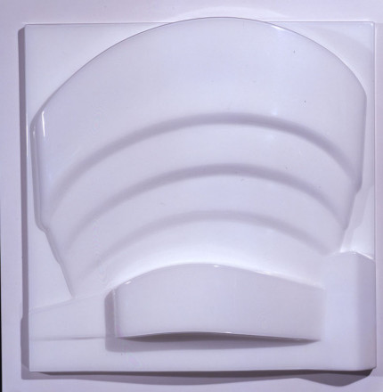 THE SOLOMON R GUGGENHEIM (WHITE)