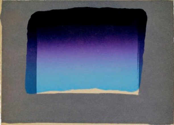 Hodgkin Howard-P2314 More Indian Views - Sky