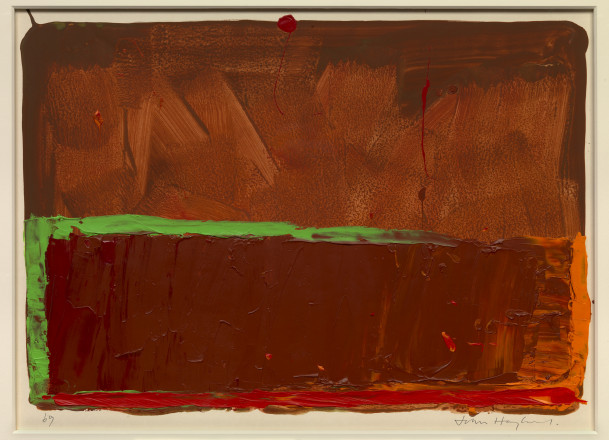 Hoyland John-P1738 Untitled