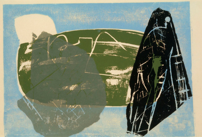 Lanyon Peter-P570 Landscape of the stone leaves (1)