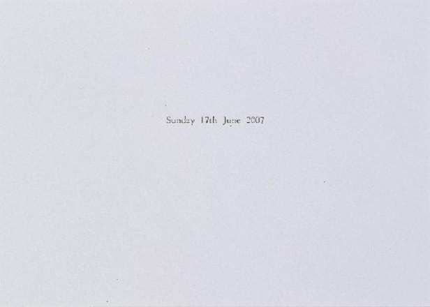 PROPOSAL NO. 23 - BEERMATS - SUNDAY 17TH JUNE 2007