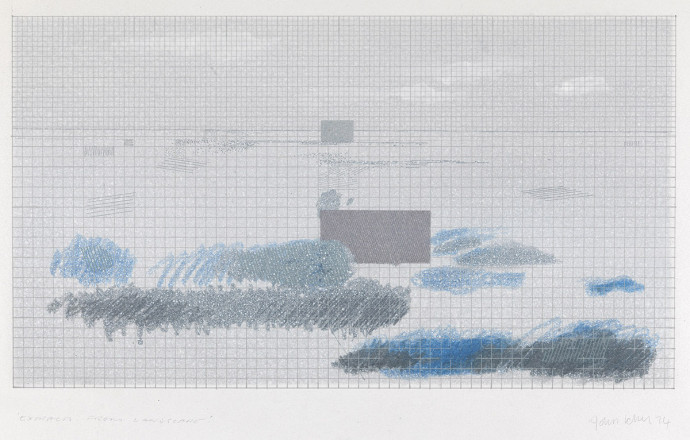 EXTRACTS FROM LANDSCAPE 1974
