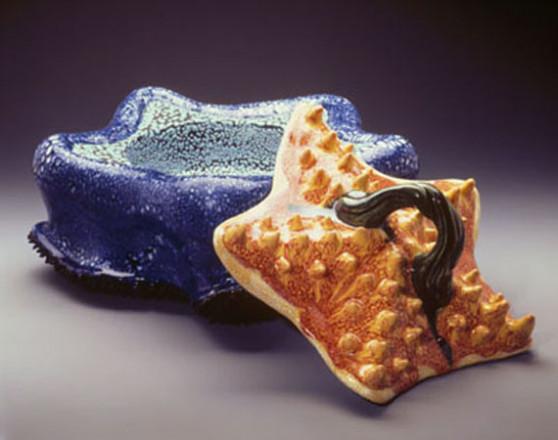 STAR FISH PIE DISH