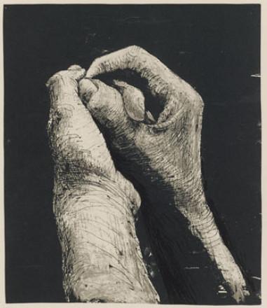 MOORE HENRY - P1890 - HANDS II