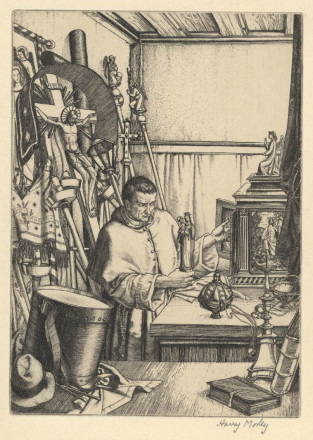 THE SACRISTAN