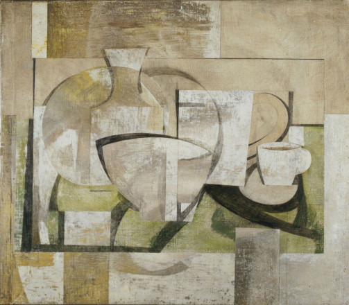1931-36 (STILL LIFE - GREEK LANDSCAPE)